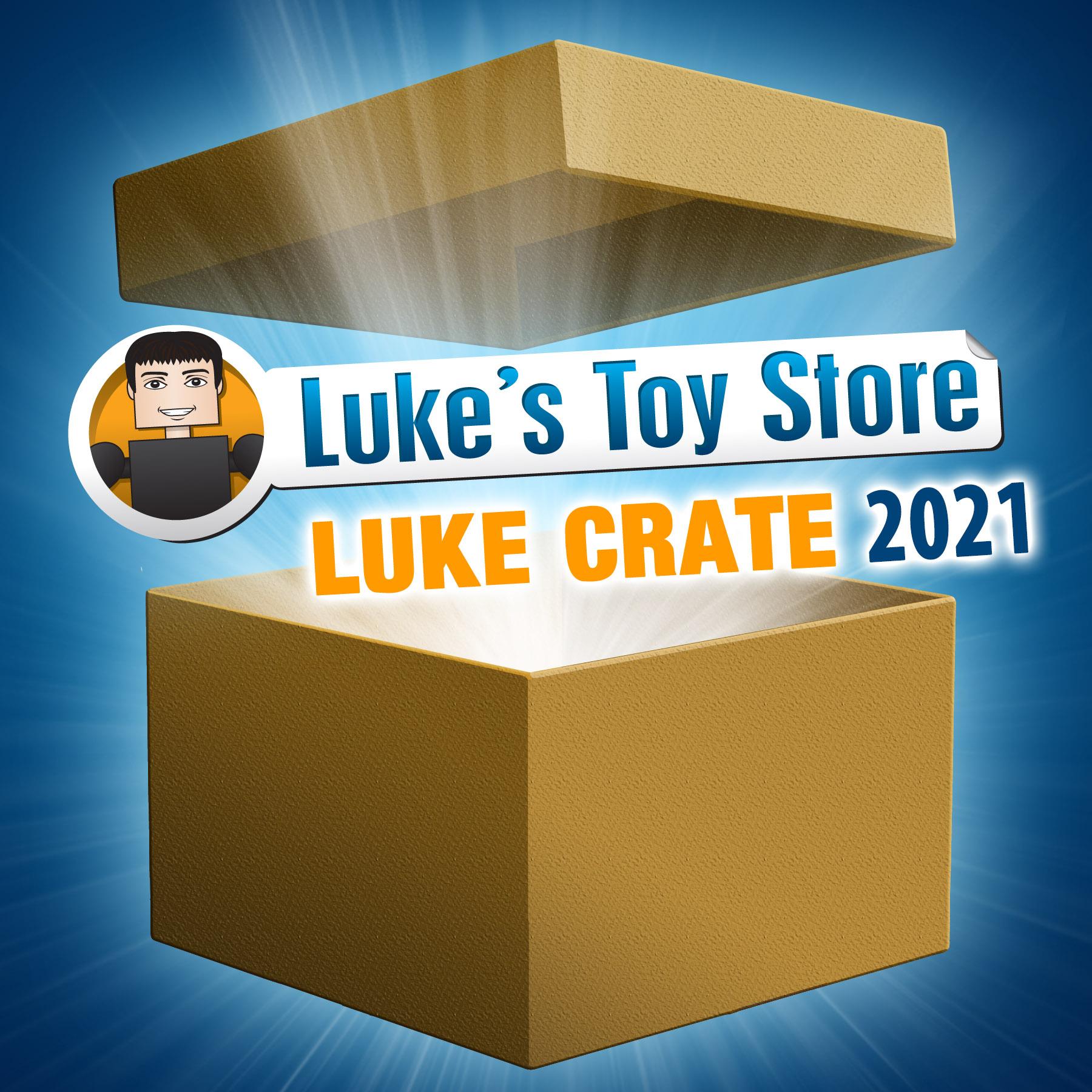 Luke Crate 2021 Mystery Box