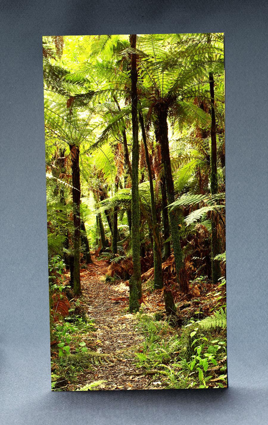 Remote Jungle 1:6 Scale Striking Backdrop