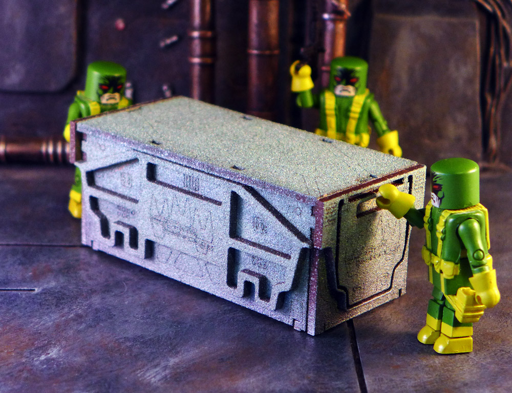 Last One: Large Armored Crate