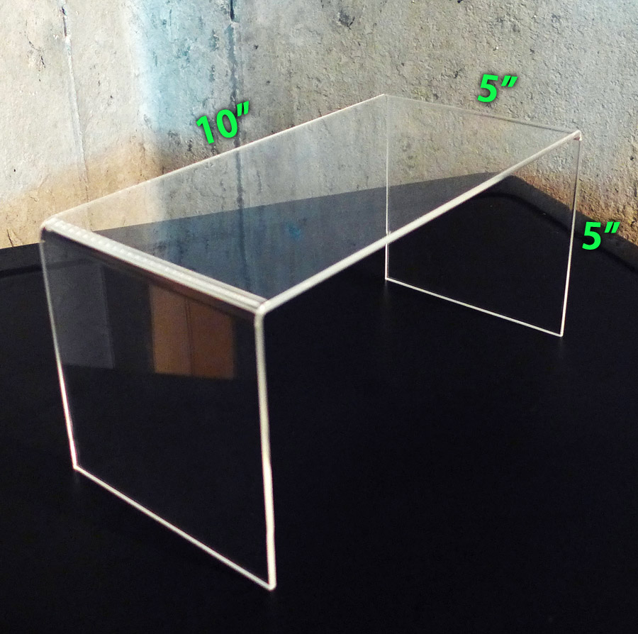 X-Large Acrylic Display Shelf