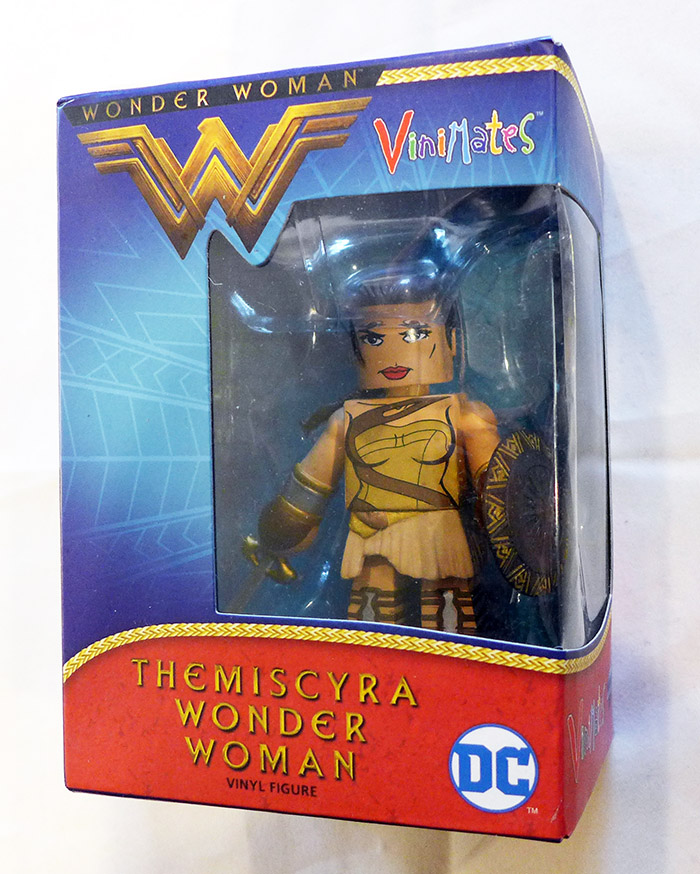 Training Gear Wonder Woman Vinimate Vinyl Figure