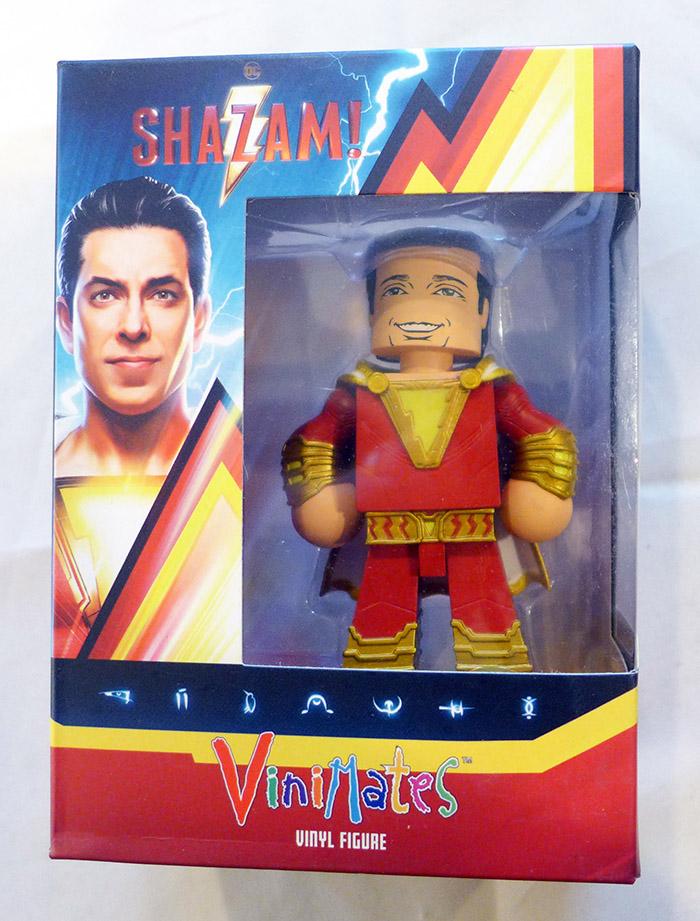 Shazam Vinimate Vinyl Figure