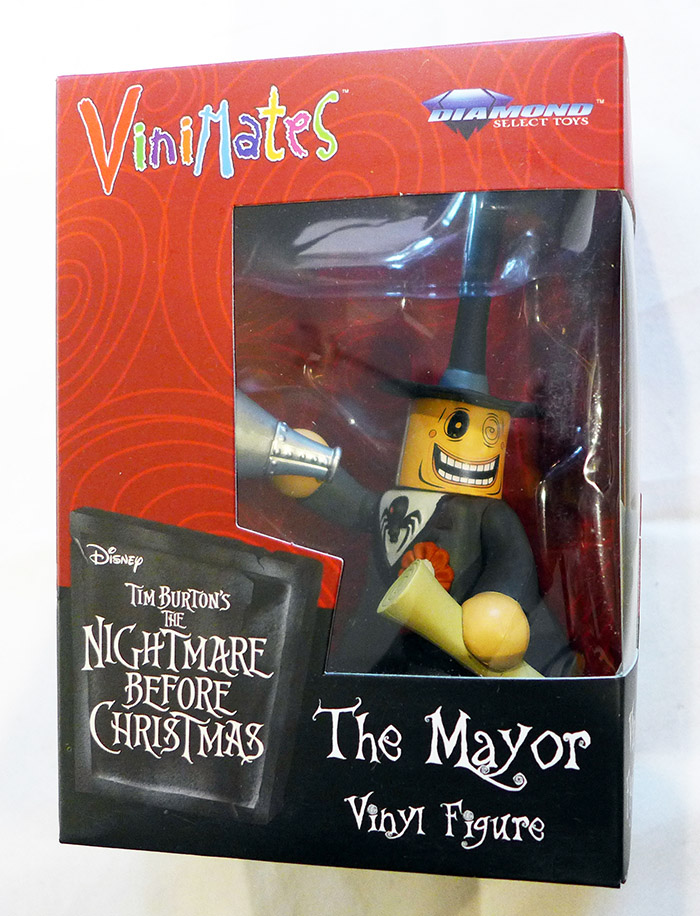 The Mayor Nightmare Before Christmas Vinimate Vinyl Figure