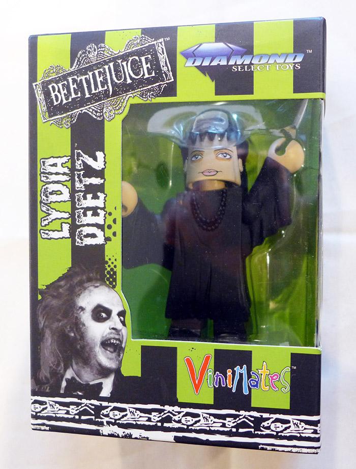 Lydia Deetz Beetlejuice Vinimate Vinyl Figure