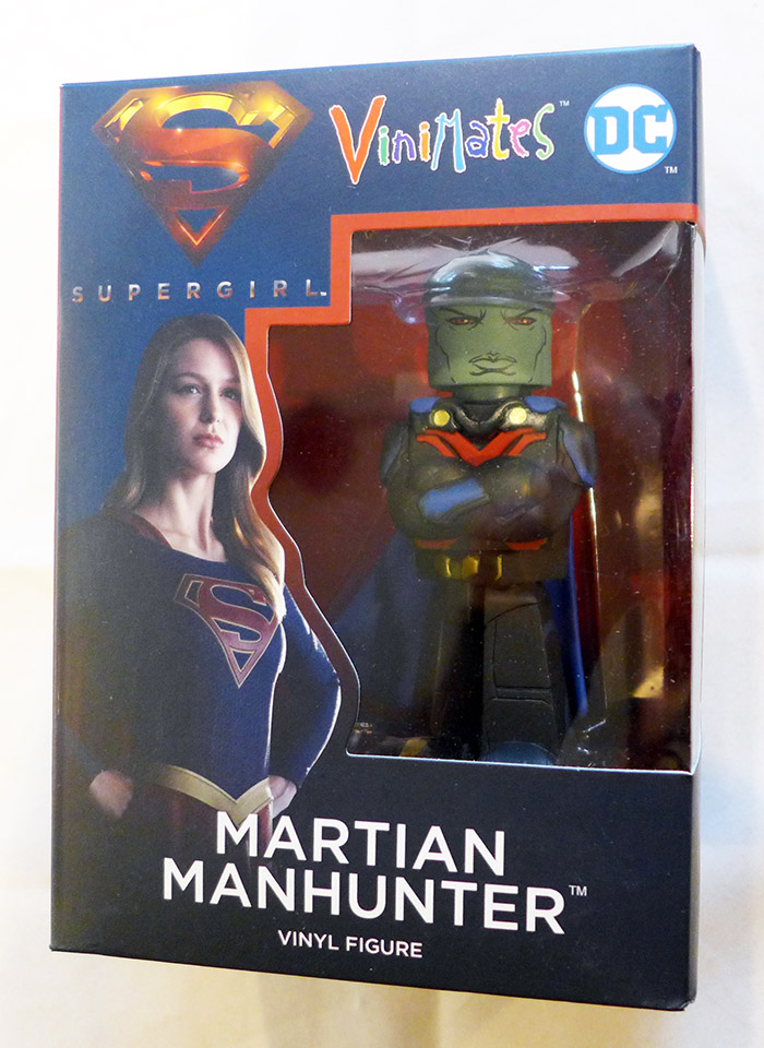 Martian Manhunter Vinimate Vinyl Figure