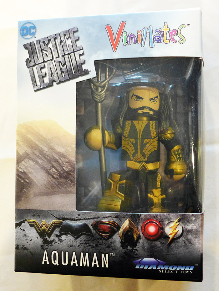 Justice League Aquaman Vinimate Vinyl Figure