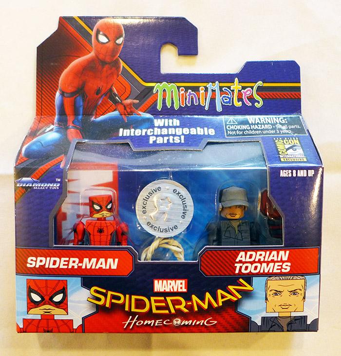 Spider-Man & Adrian Toomes Marvel Minimates