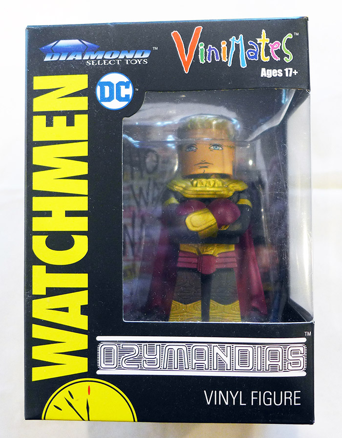 Watchmen Ozymandias Vinimate Vinyl Figure