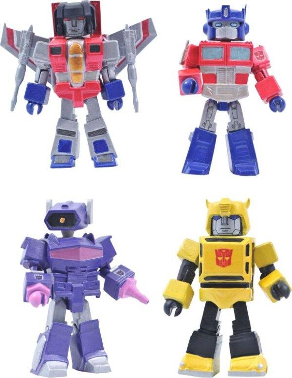 Transformers Minimates Series 1 Box Set
