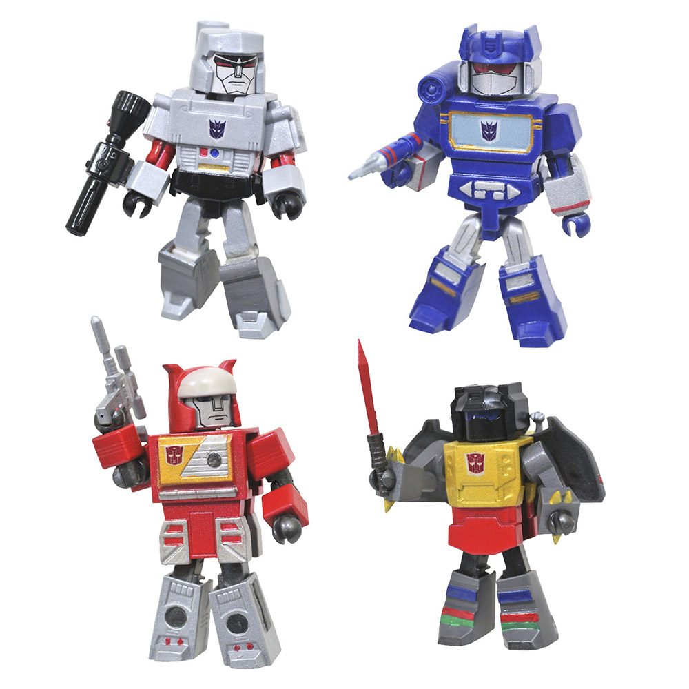 Transformers Minimates Series 2 Box Set