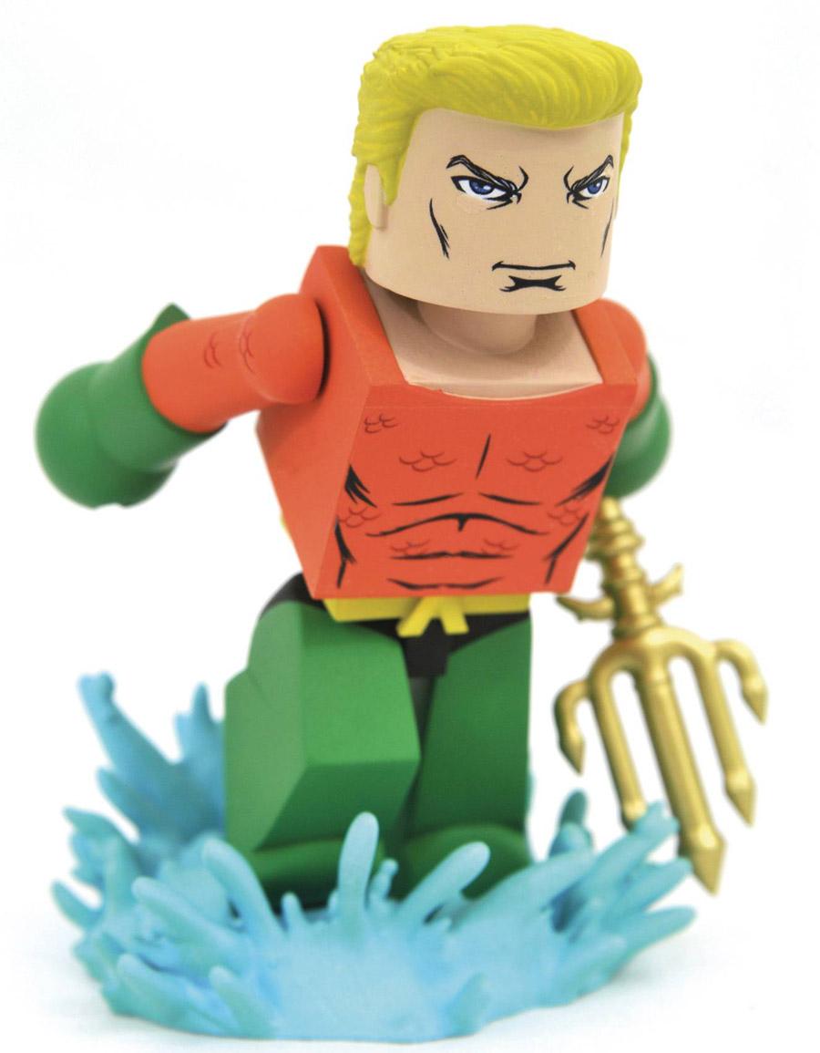 Aquaman DC Comics Vinimate Vinyl Figure