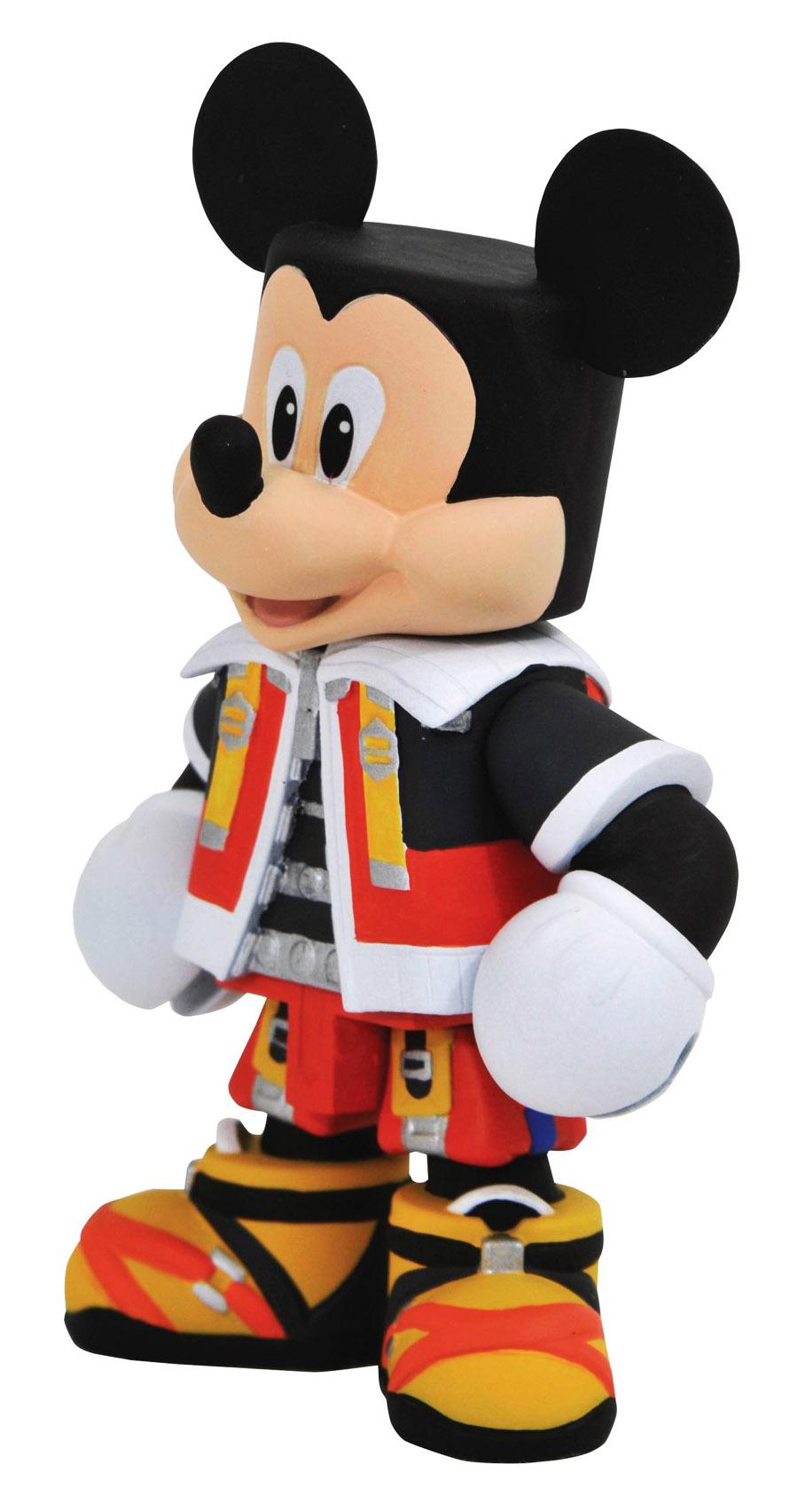 Mickey Kingdom Hearts Disney Vinimate Vinyl Figure