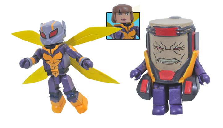 The Wasp & MODOK Walgreens Minimates