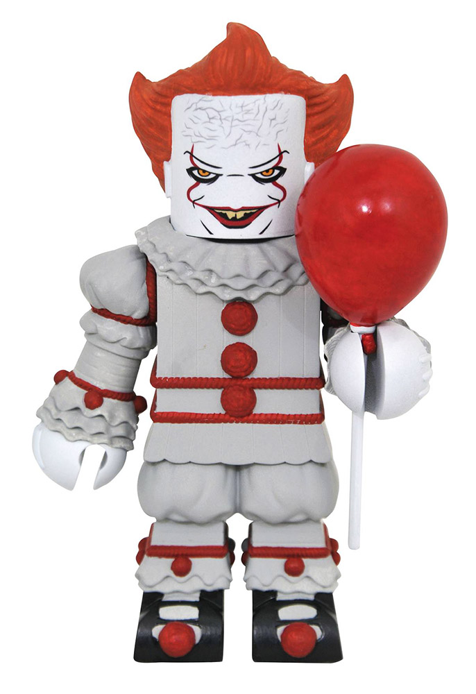 Pennywise It Movie Vinimate Vinyl Figure