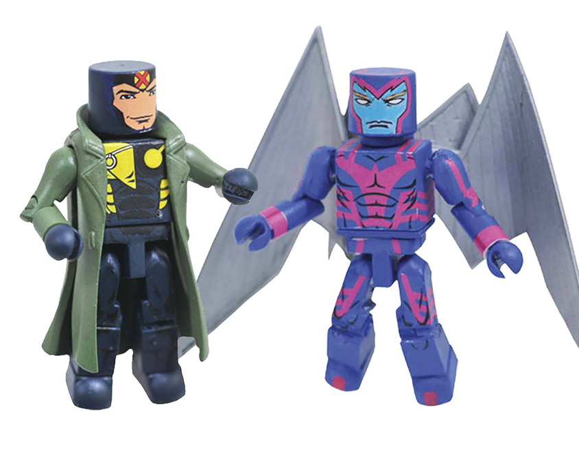 Archangel & Multiple Man Minimates