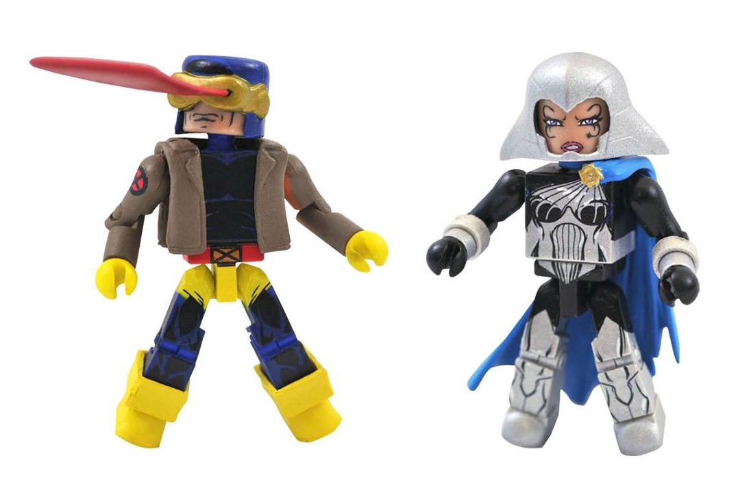 Cyclops & Lilandra Marvel Minimates