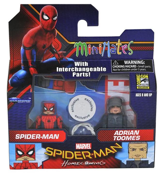 Spider-Man & Adrian Toomes TRU Marvel Minimates