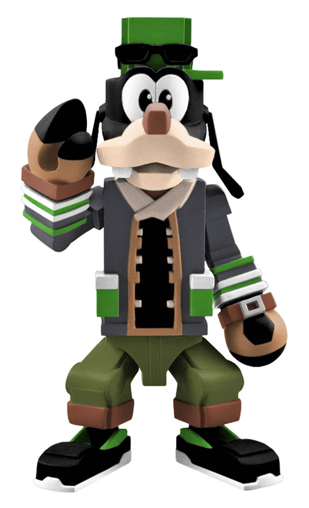 Toy Story Goofy Kingdom Hearts Vinimate Vinyl Figure