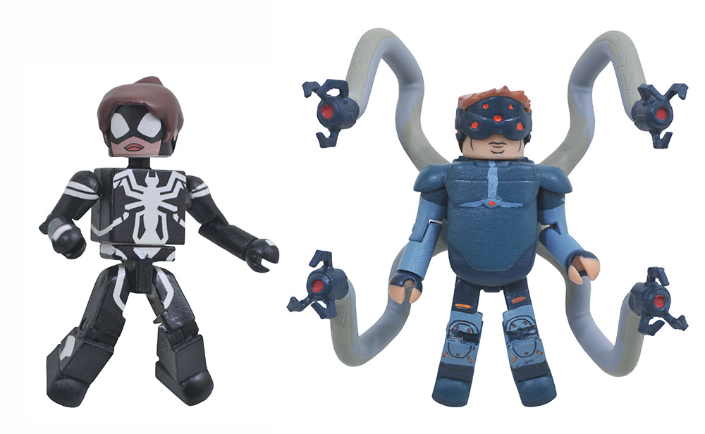 Spider-Girl & Doctor Octopus Walgreens Marvel Minimates