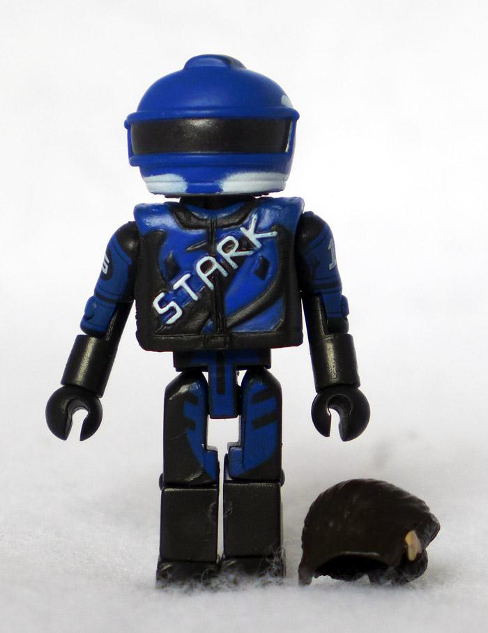 Race Track Tony Stark Loose Minimate