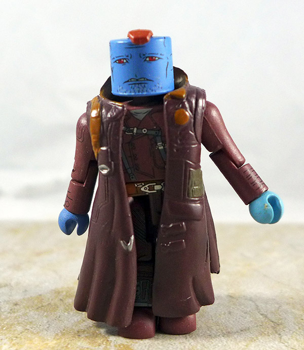 Space Suit Mikey Loose Minimate