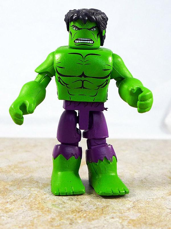Hawkman Partial Loose Minimate (DC Minimates Series 5)