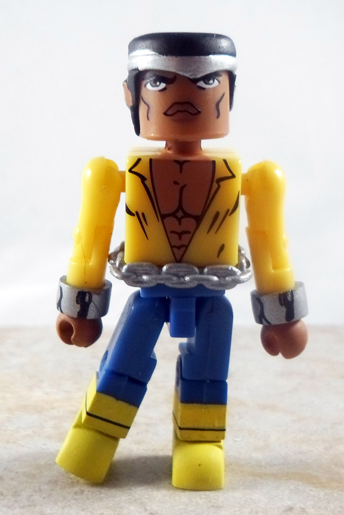 Power Man Loose Minimate (Iron Fist and Power Man Exclusive)