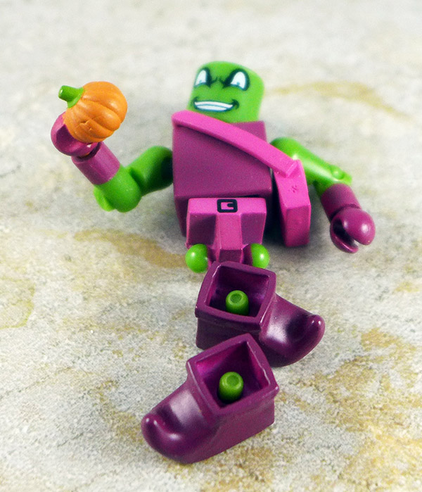 Classic Green Goblin Partial Loose Minimate (Wave 2)