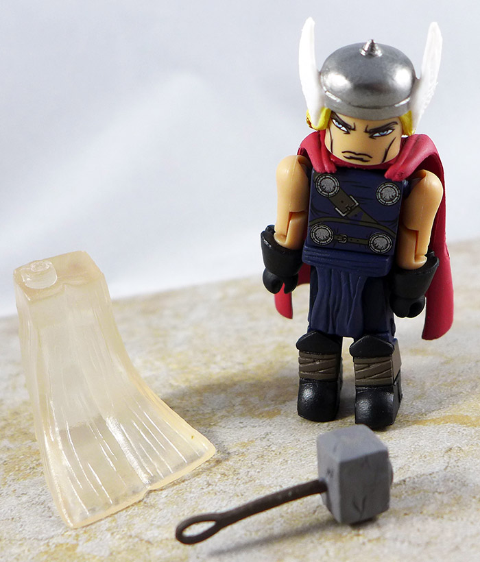 Ages of Thunder Thor Loose Minimate (Wave 74)