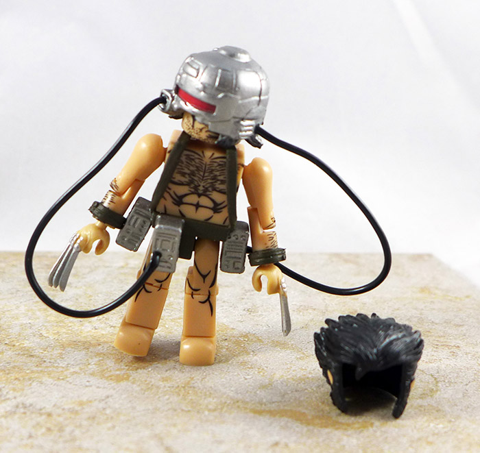 Weapon X Wolverine Loose Minimate (Wave 72)