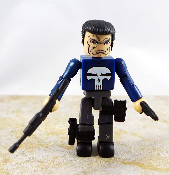 Assault Punisher Partial Loose Minimate (Wave 9)