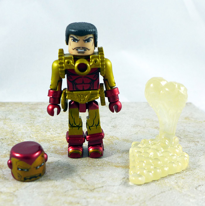 Iron Man 2020 Loose Minimate (Wave 64)