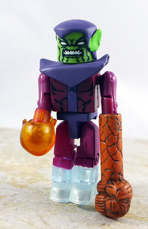 Super Skrull Loose Minimate (Exclusives Two Packs)
