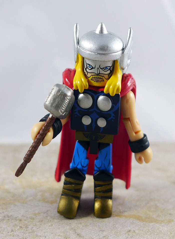Bearded Thor Loose Minimate (Wave 16)