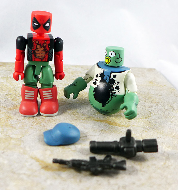 Mascot Deadpool Loose Minimate (Wave 65)