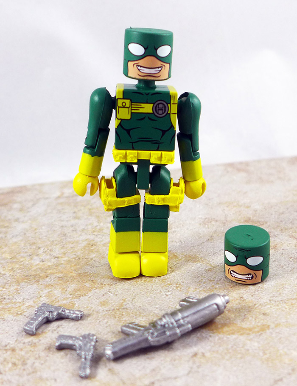 Bob, Agent of Hydra Loose Minimate (Wave 65)