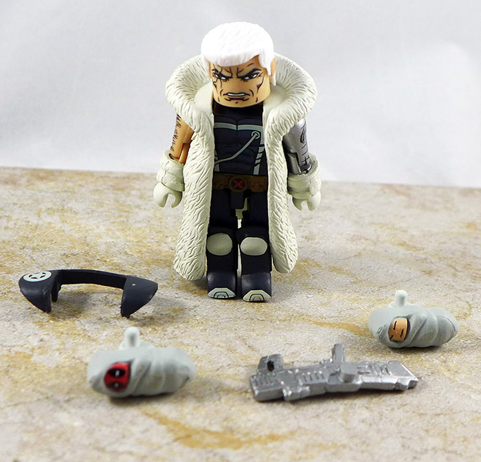 Messiah Complex Cable Loose Minimate (Wave 65)