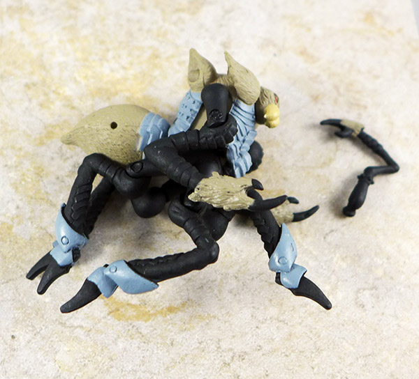 Fenruk Partial Loose Minimate (Battle Beasts Series 1)
