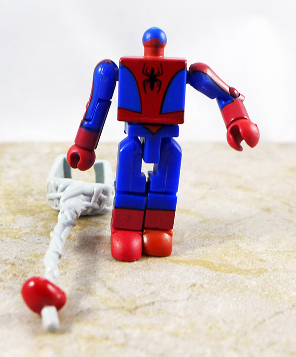 Ultimate Spider-Man Partial Loose Minimate (Wave 7)