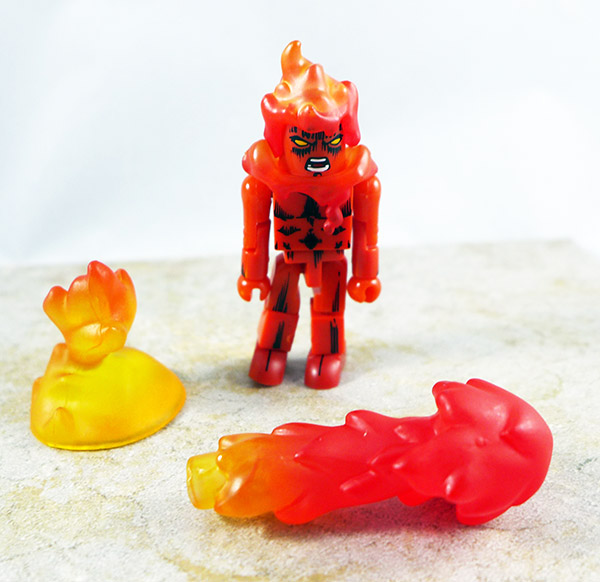 Human Torch Loose Minimate (Wave 8)