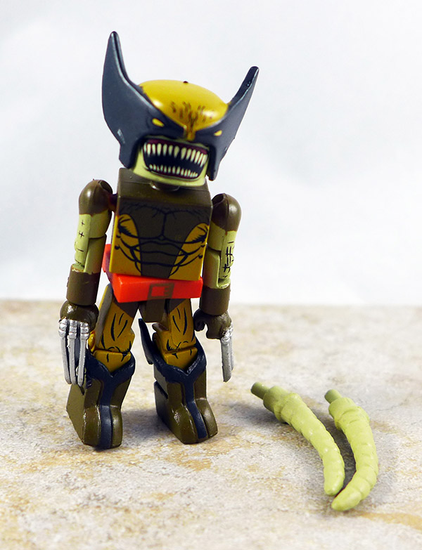 Infected Wolverine Loose Minimate (Wave 47)
