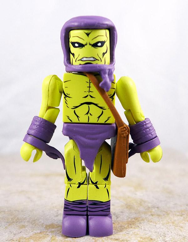 Grey Hulk Custom Loose Minimate (Wave 27)