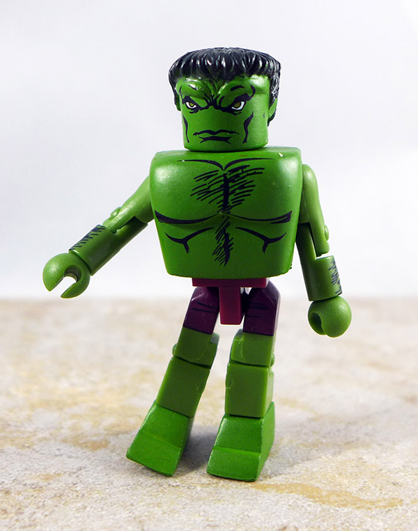 Incredible Hulk Partial Loose Minimate (Avengers Box Set)