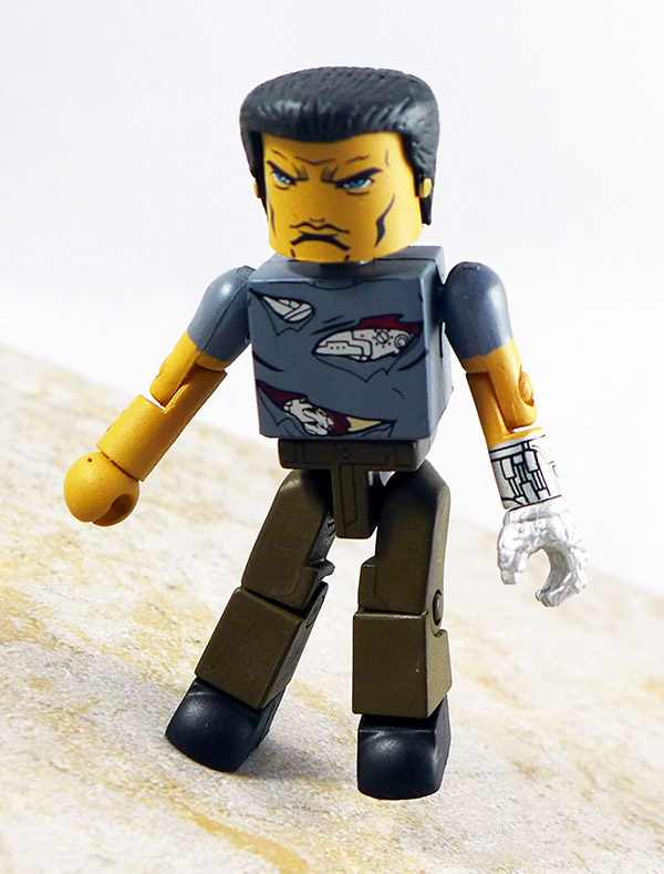 Cybernetic T-800 Partial Loose Minimate (Cyberdyne Assault Box Set)