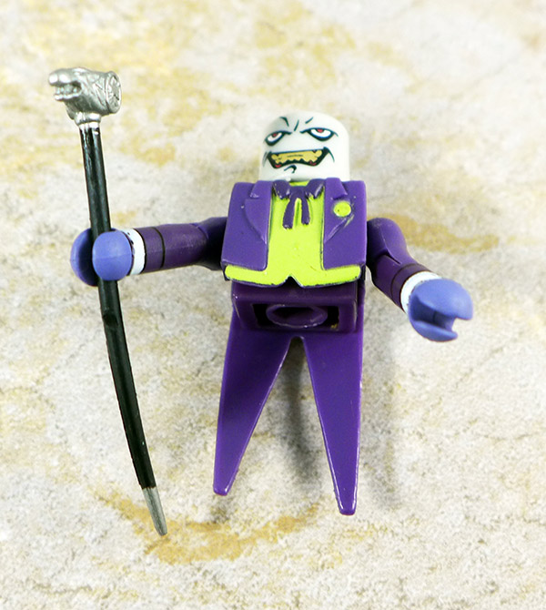 Joker Partial (Justice League Version) Loose Minimate (C3 Wave 1)