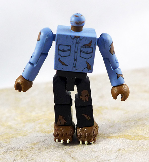 The Wolfman Partial Loose Minimate (Wolf Man Box Set)