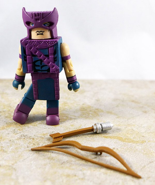 Hawkeye Partial Loose Minimate (Wave 20)