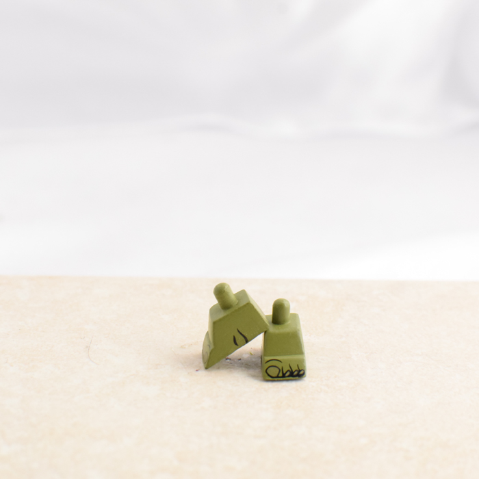 Green Hulk Feet