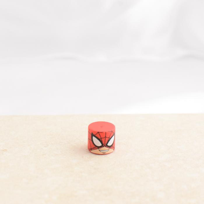 Spiderman Is Feeling Just A Tiny Bit Bitey Head