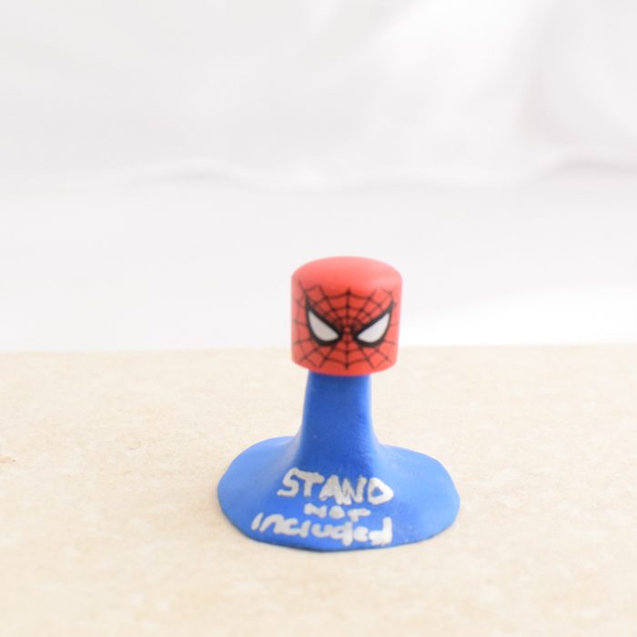 Spider Man Head Cover